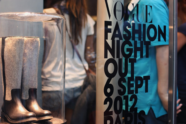 Vogue Fashion Night 2012
