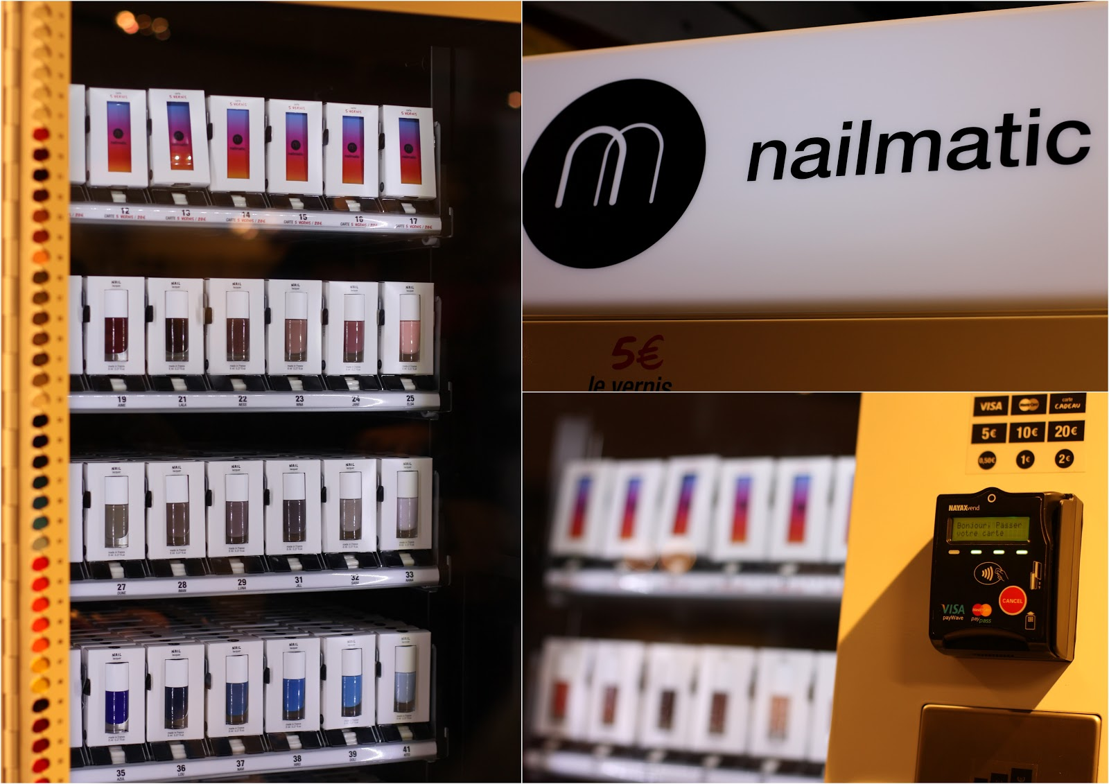Nailmatic Citadium - Blog Beauté