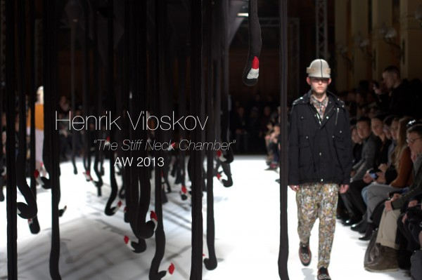 Henrik Vibskov AH 2013 - Blog Mode - Fashion Week
