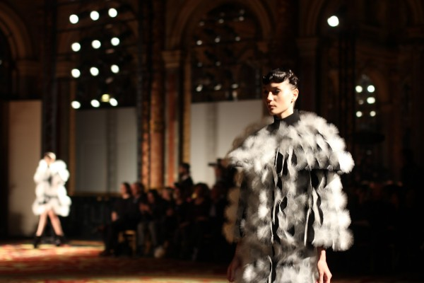 Iris Van Herpen SS 2013 - Blog Mode - Fashion Week