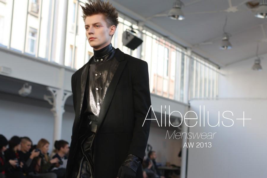 Alibellus+ AH 2013 - Blog Mode - Fashion Week