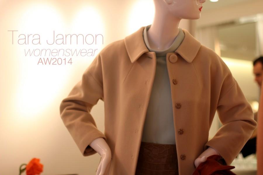 Tara Jarmon AW 2014 - Blog Mode - Fashion Week