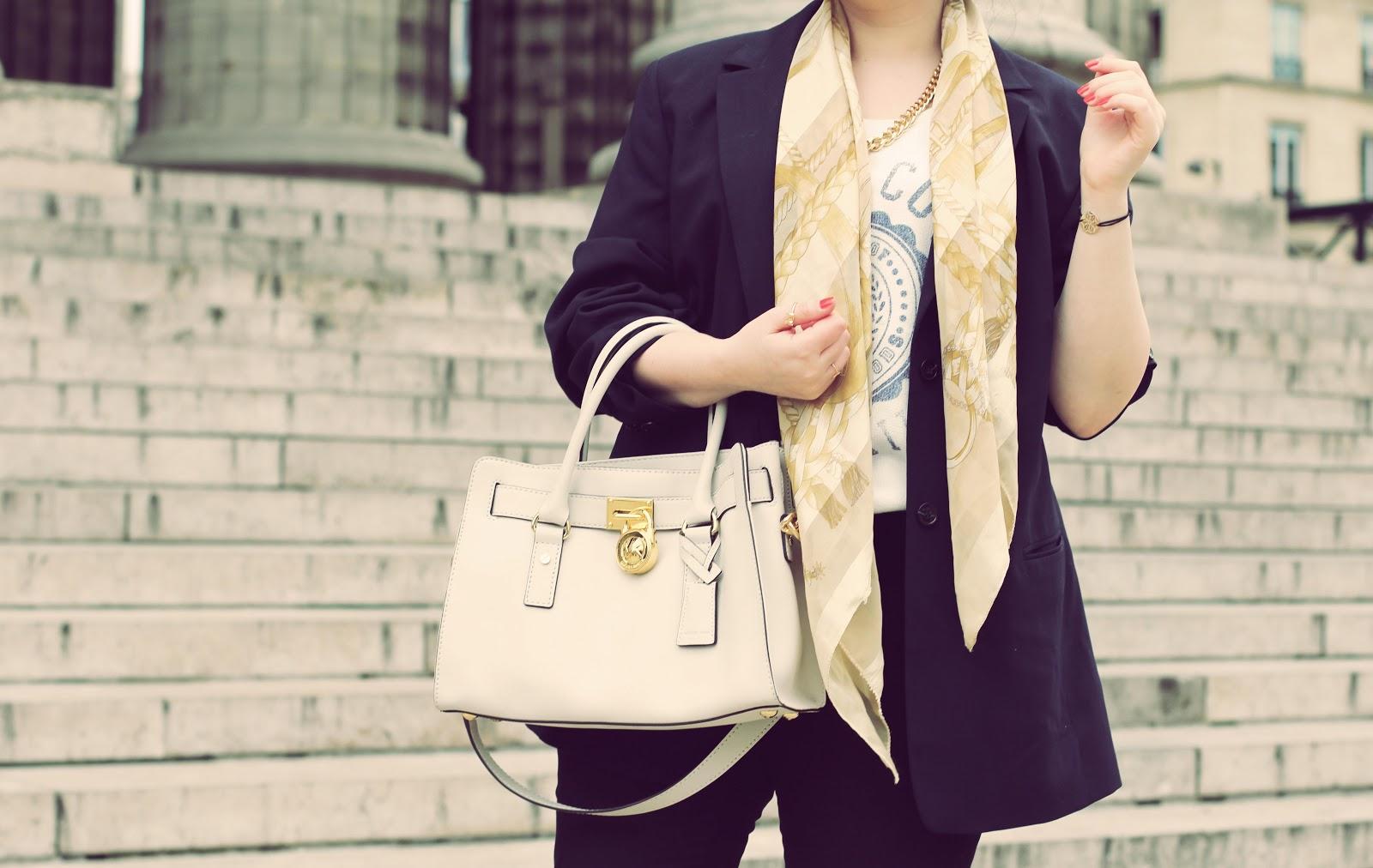 Derbies Blanches & Veste d'Homme - Blog Mode