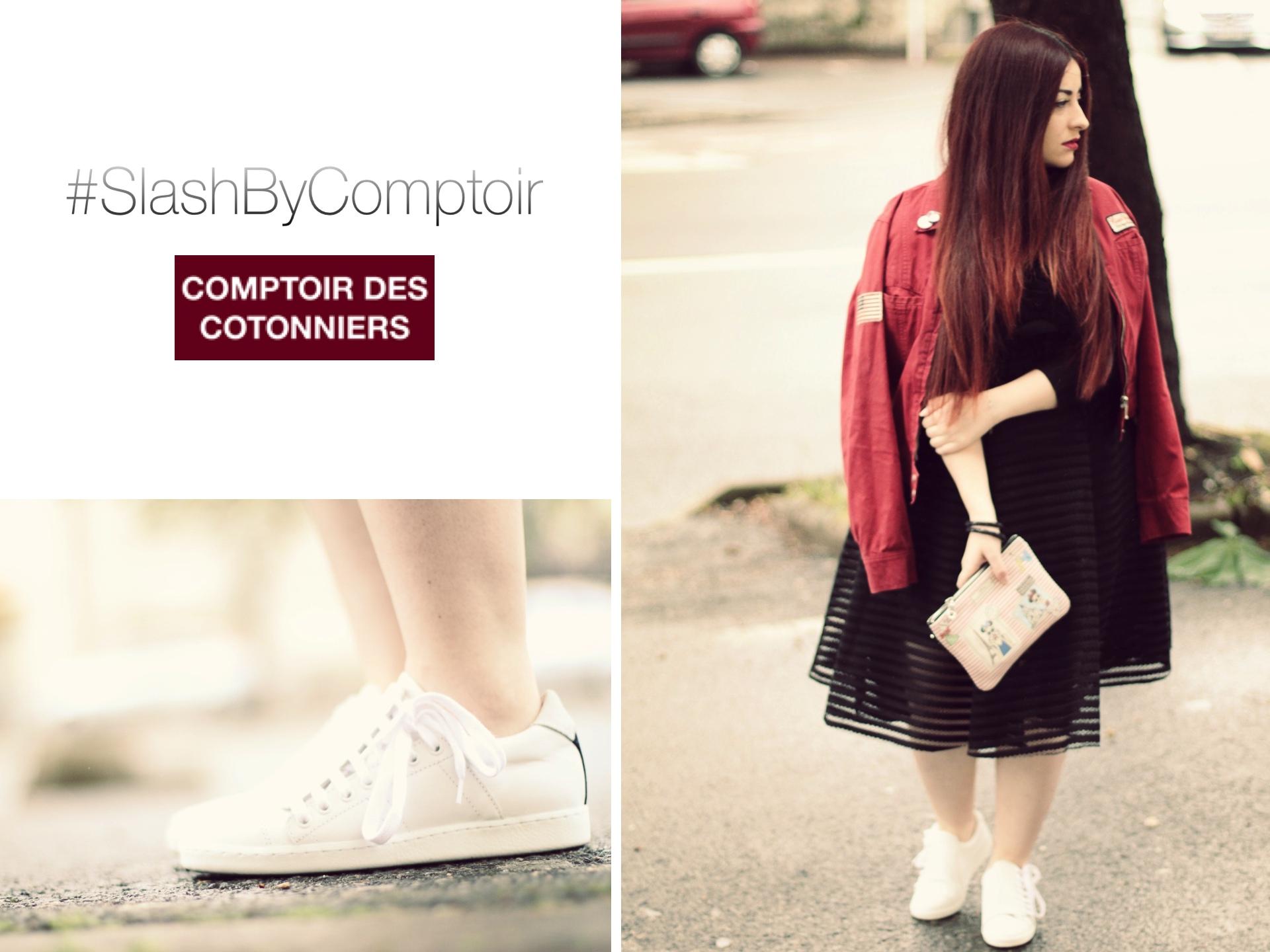 slash by comptoir des cotonniers