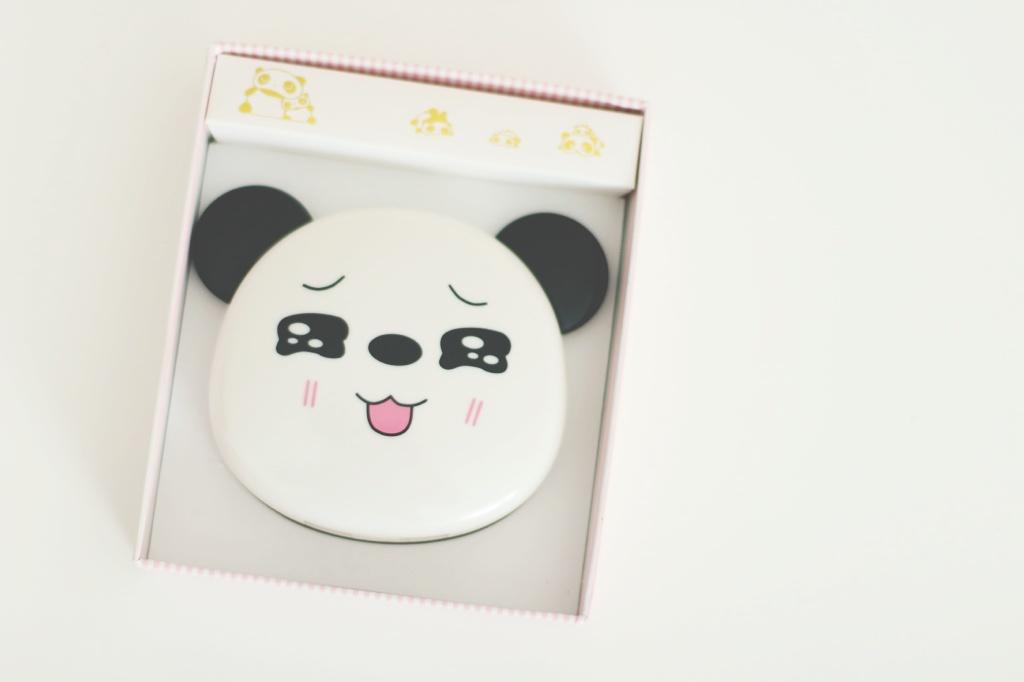 batterie externe panda iphone cute