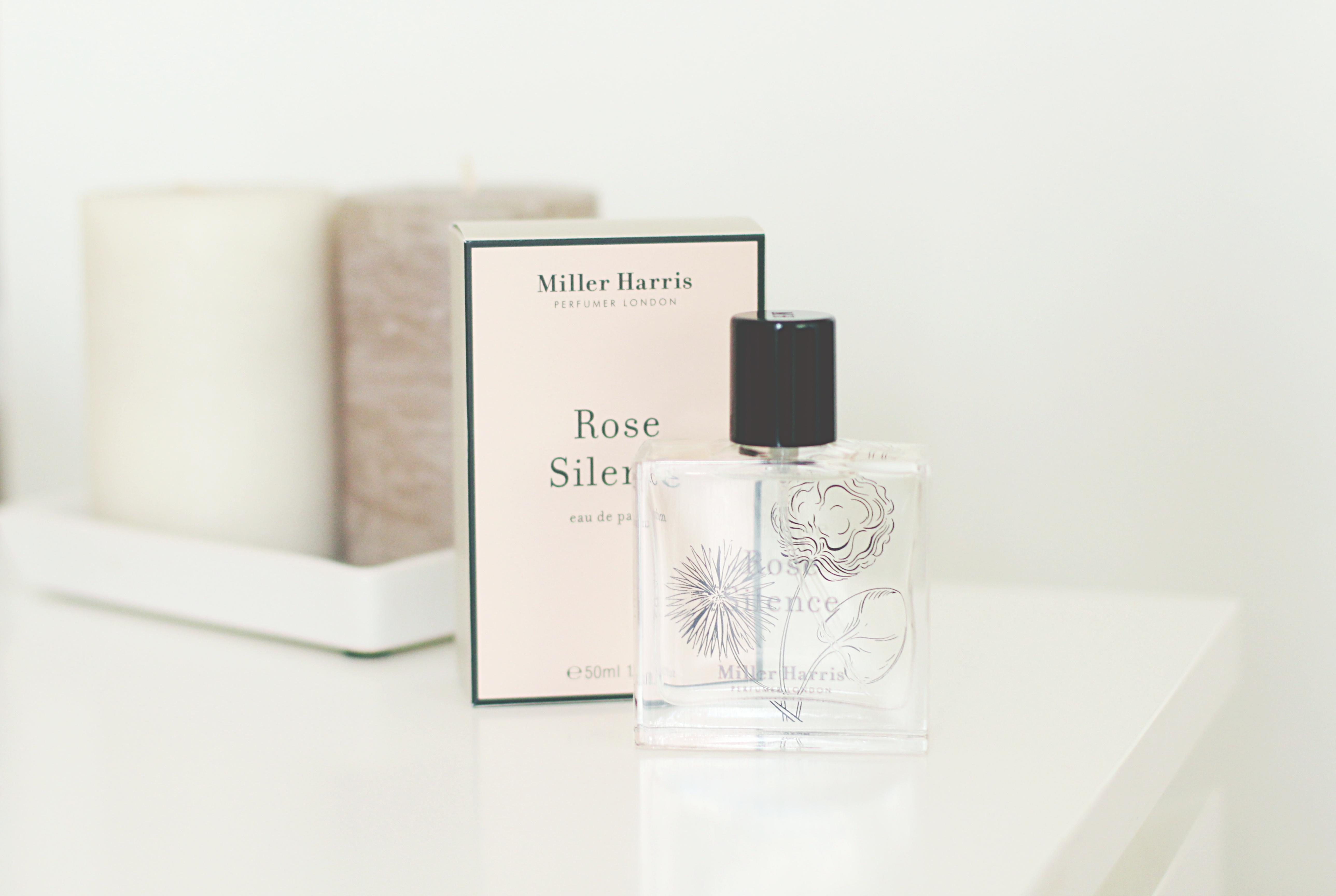 parfum Miller Harris Rose Silence