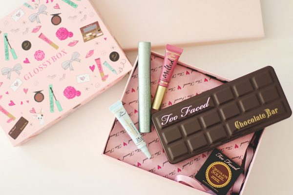 glossybox too faced