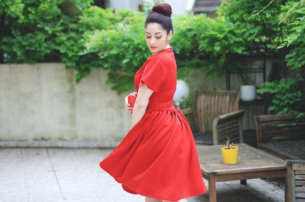 robe princesse cameron kham