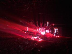 Accorhotels Arena Céline Dion x #WelcomeFans