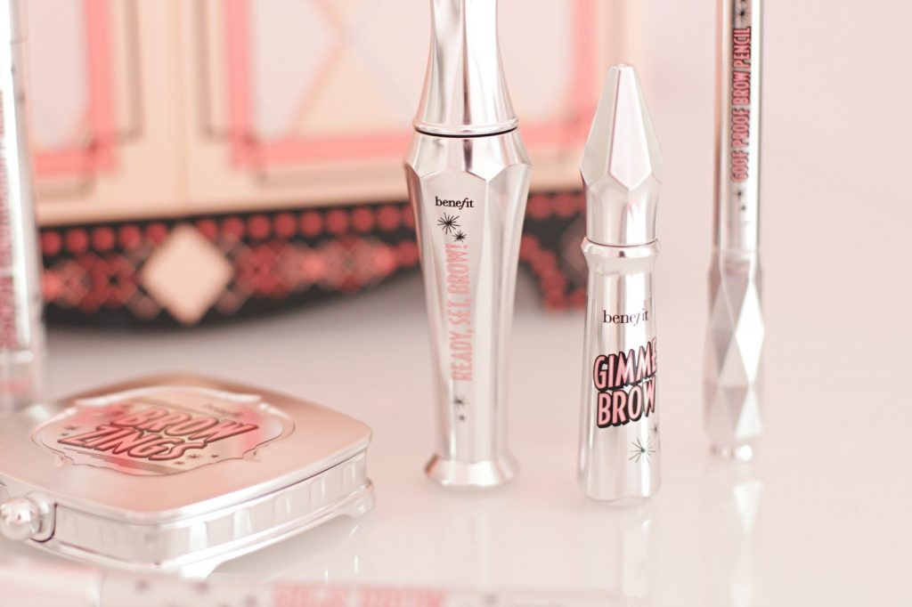 Benefit Brow Collection : Abracadabrabrow !