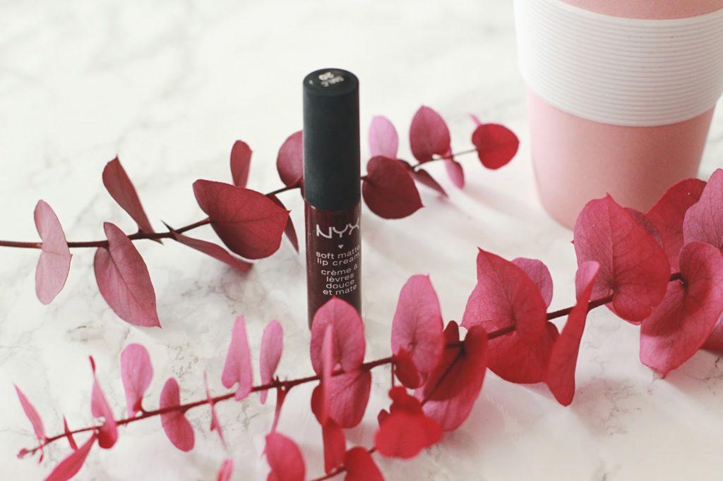 rouges à lèvres d'automne