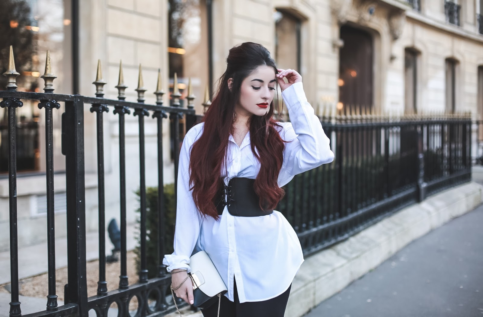 ceinture corset