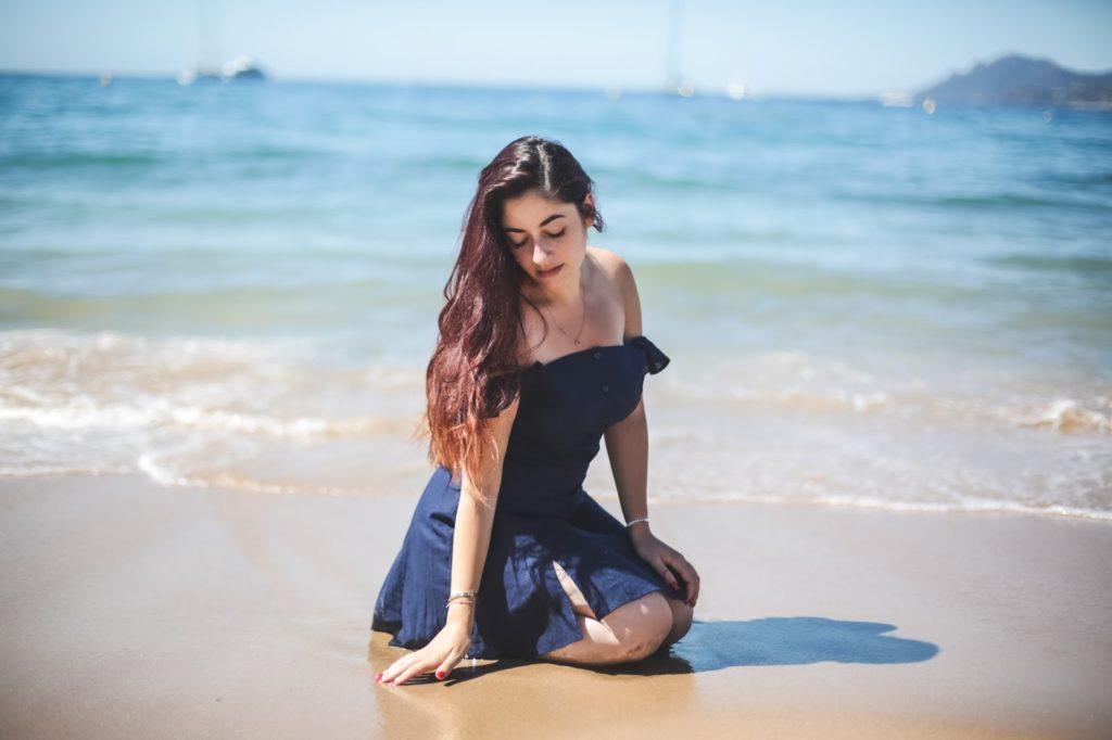 robe à fentes