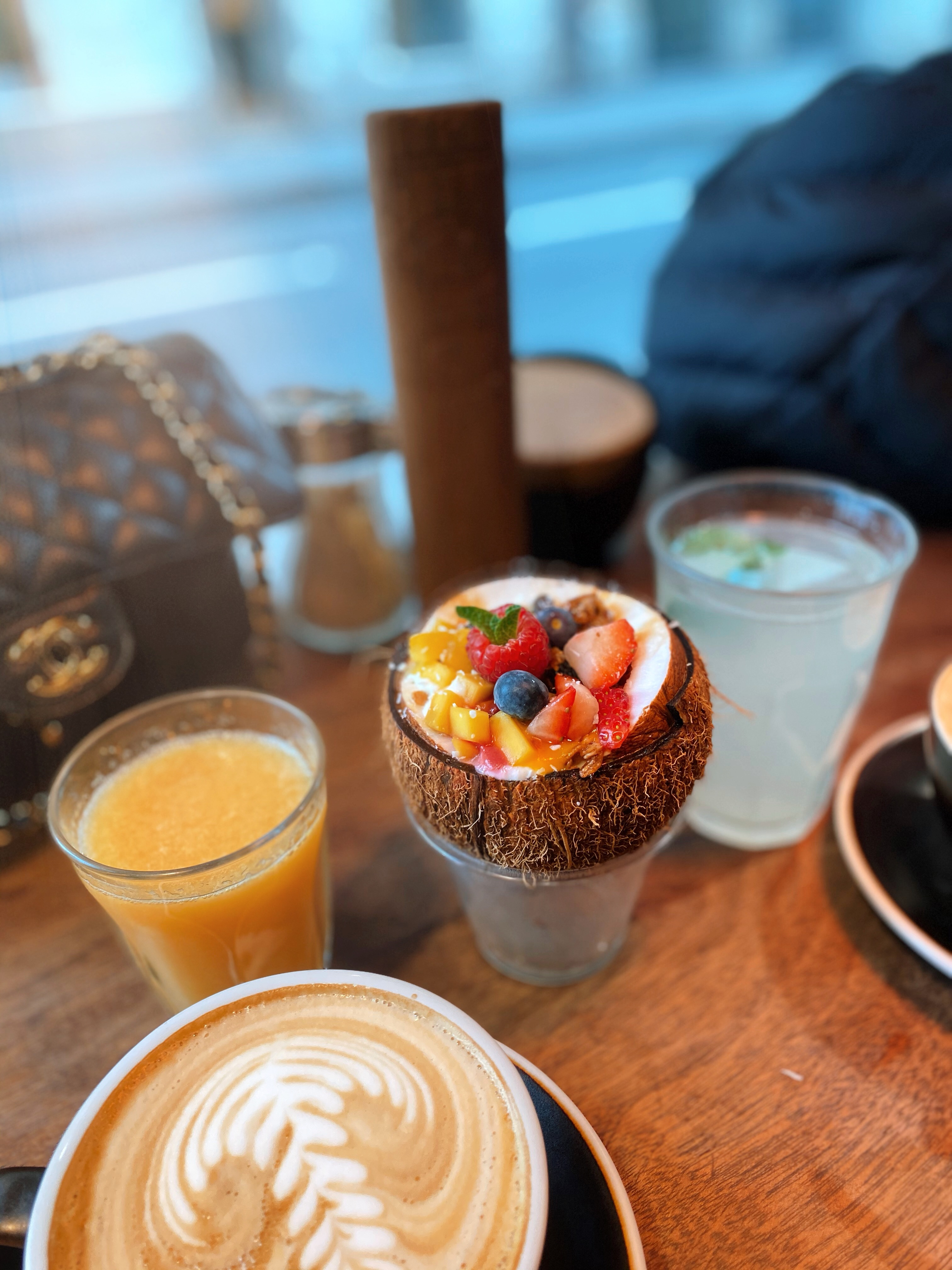 Braun Notes Coffee Brunch Paris