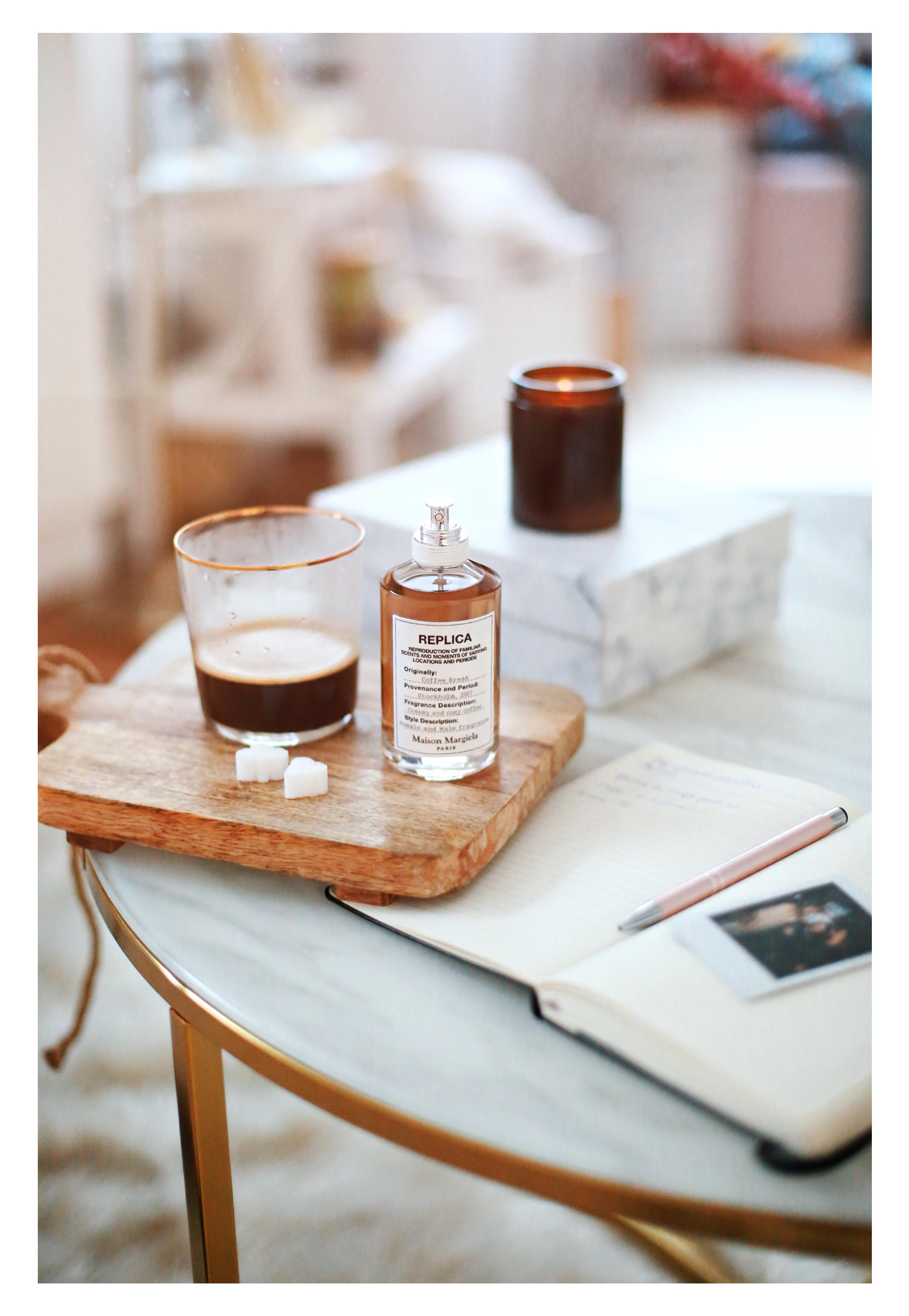 coffee break maison Margiela parfum