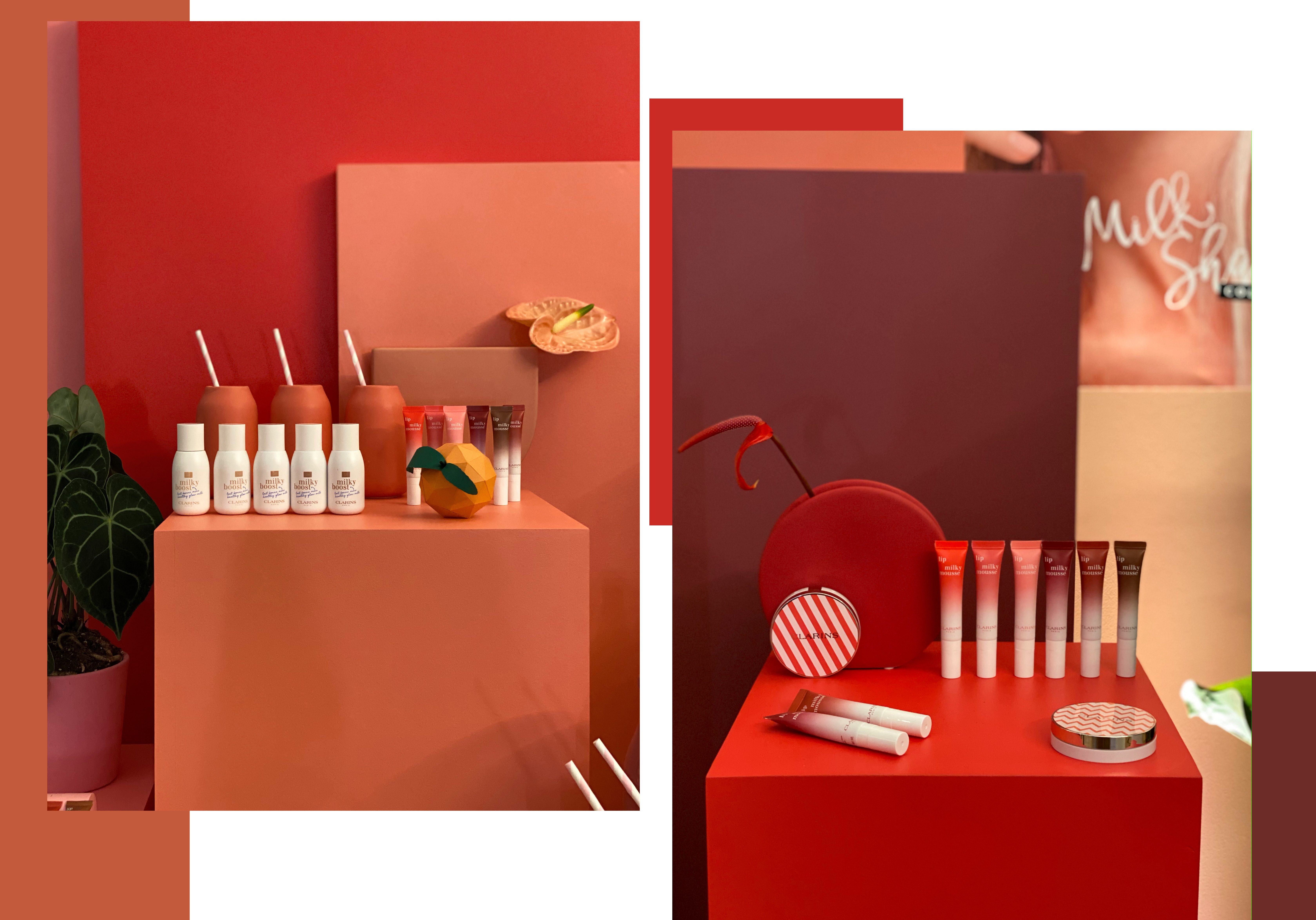 Lip Milky Mousse Clarins Milk Shake Collection