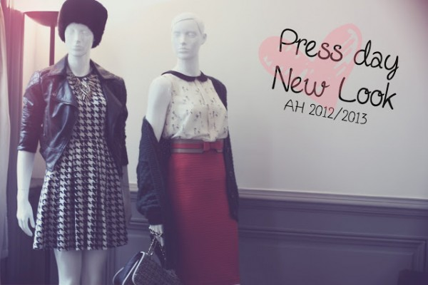 New Look Collection 2013