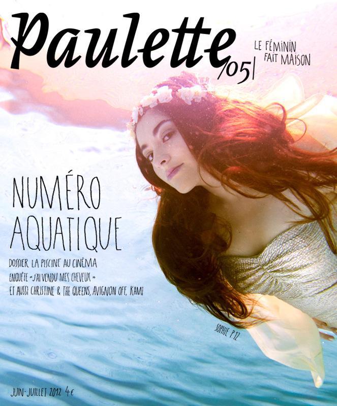 Paulette petite sirène