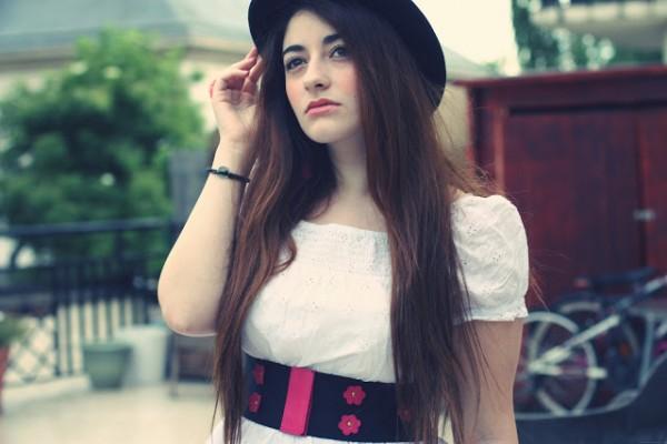 Robe romantique - Blog mode