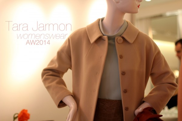 Tara Jarmon AW 2014 - Blog Mode - Fashion Week