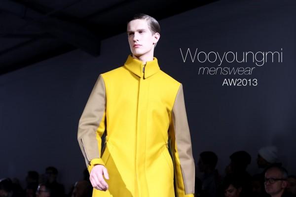 Wooyoungmi AH 2013 - Blog Mode - Fashion Week