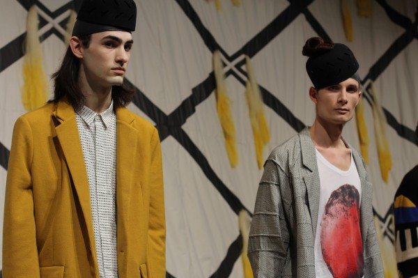 Henrik Vibskov PE 2014 - Blog Mode - Fashion Week