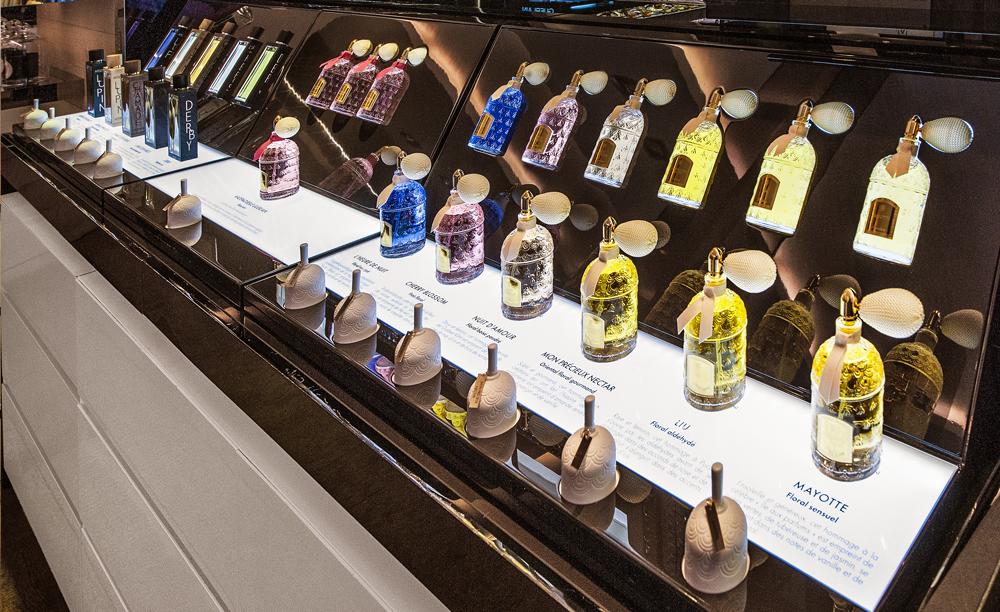 expertise parfum guerlain