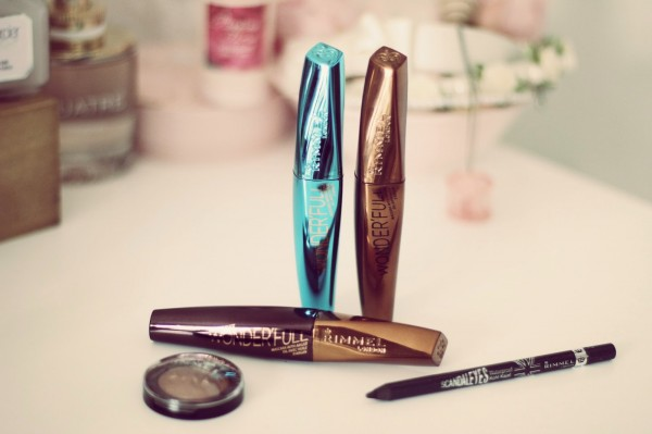 wonder full mascara rimmel