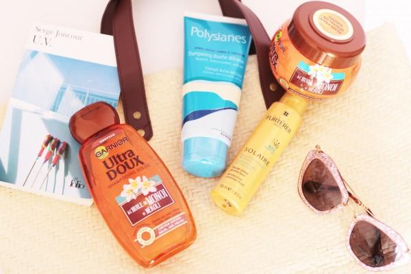 protéger cheveux soleil