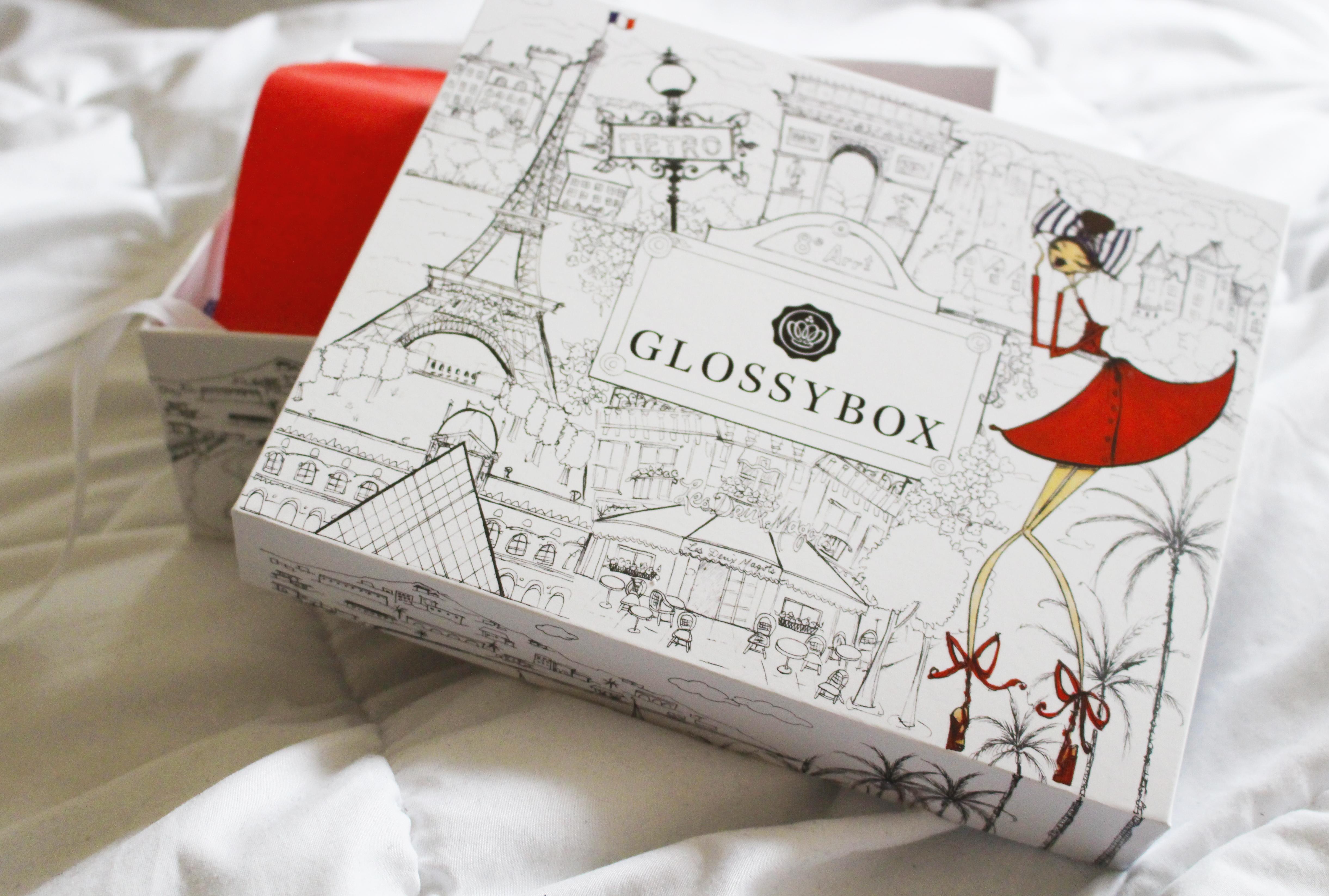 la coquette glossybox