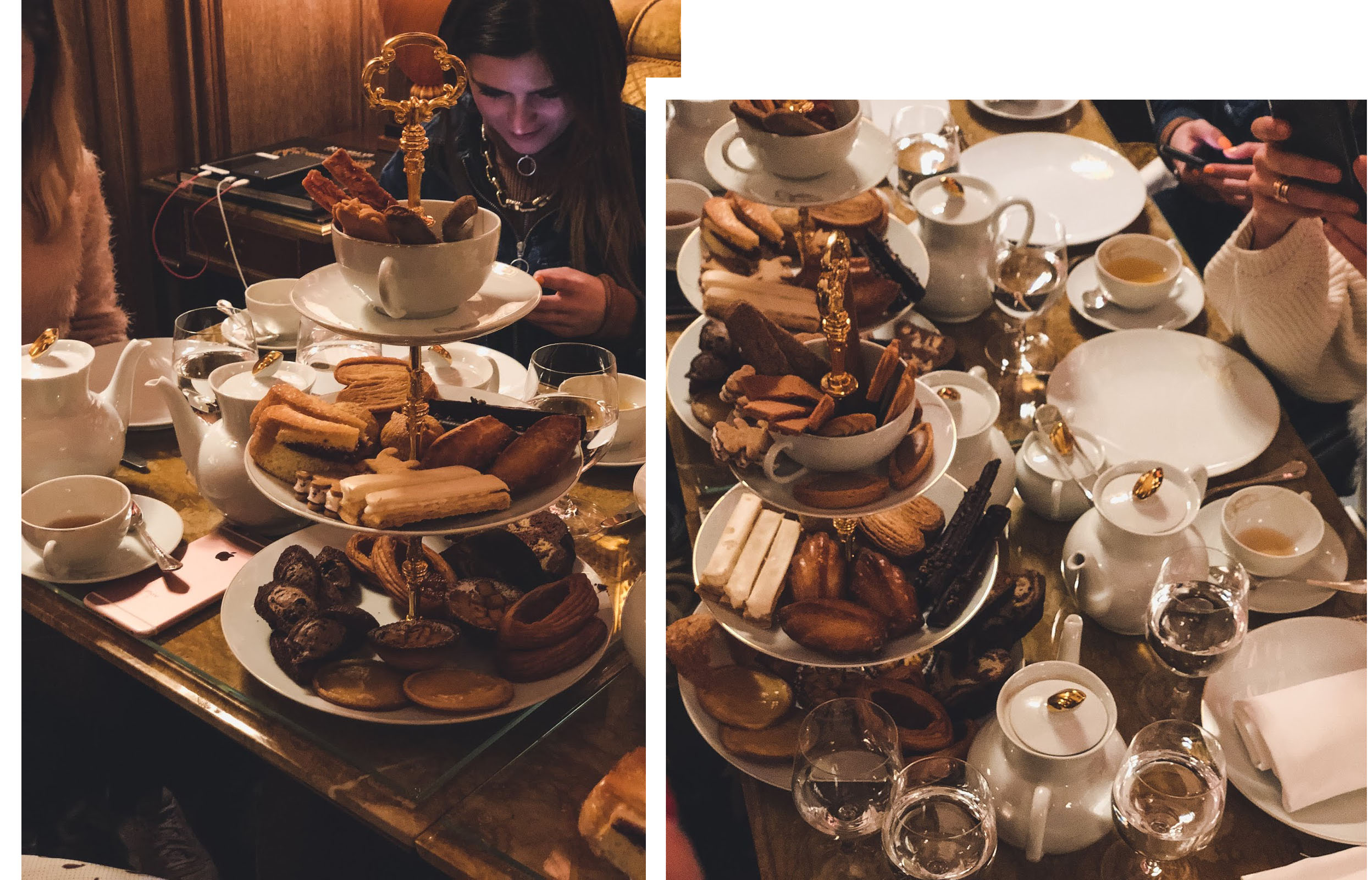le ritz tea time salon proust