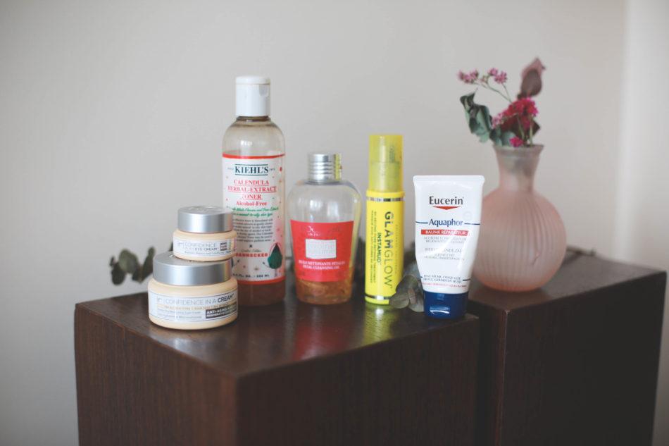 routine skincare printemps 2020
