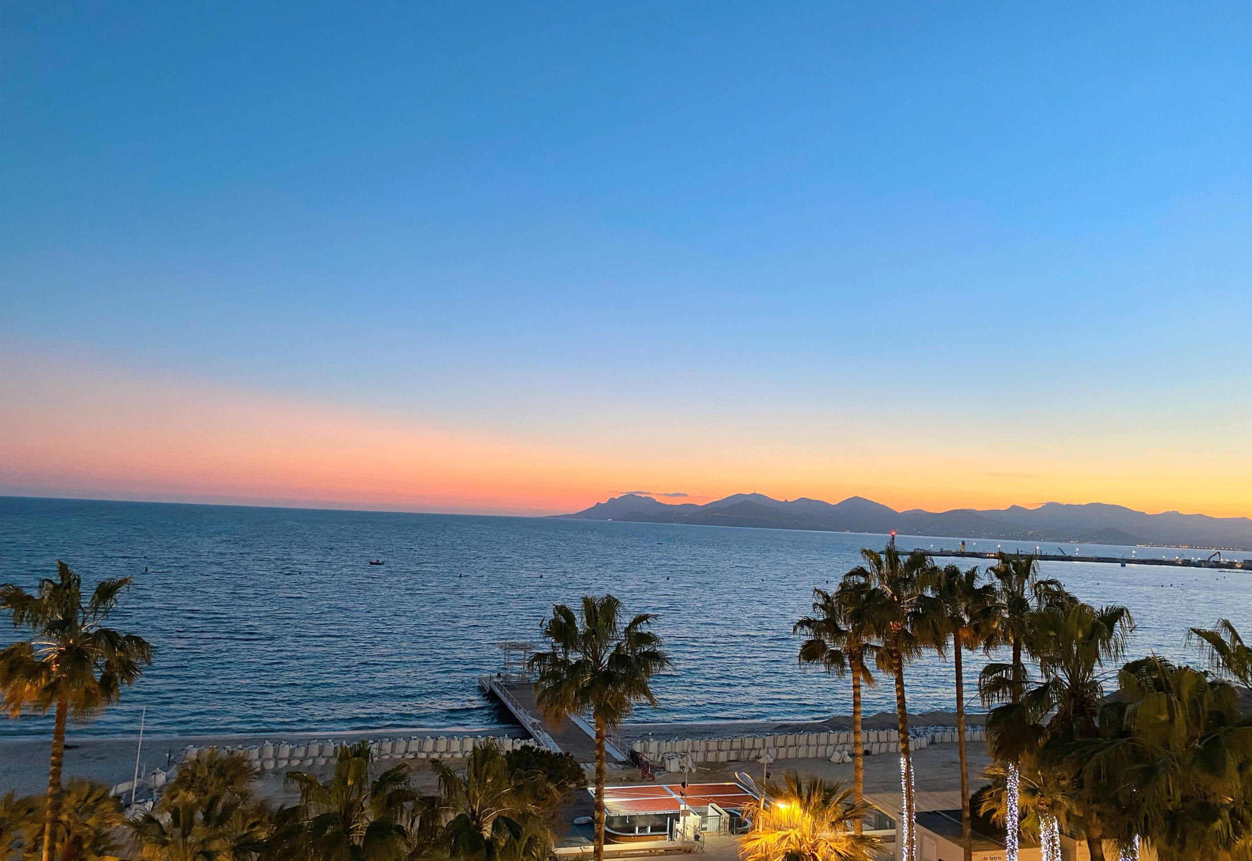 Côte d'Azur Cannes week-end