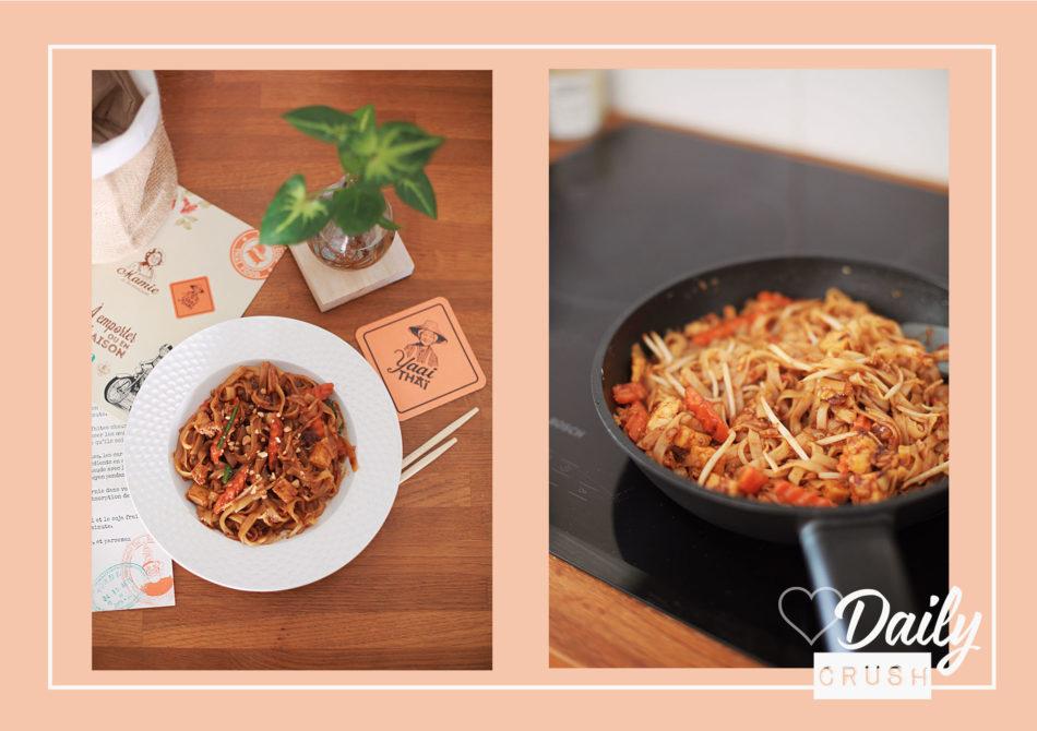 yaai thai restaurant thailandais Paris