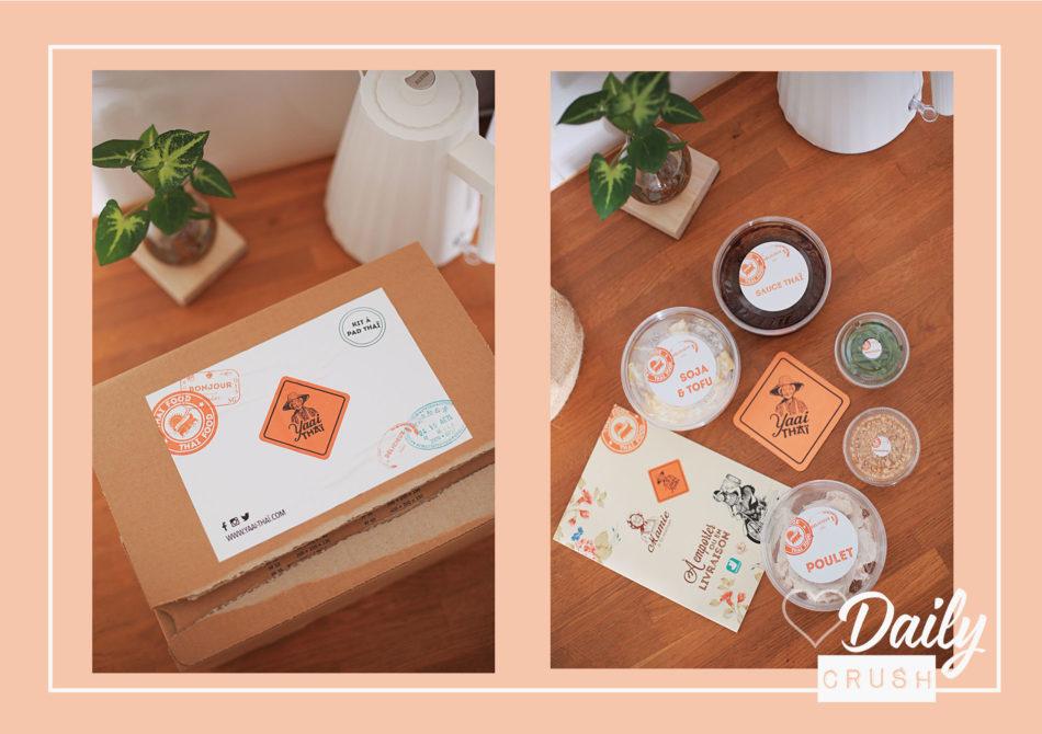 yaai thai box kit pad Thai