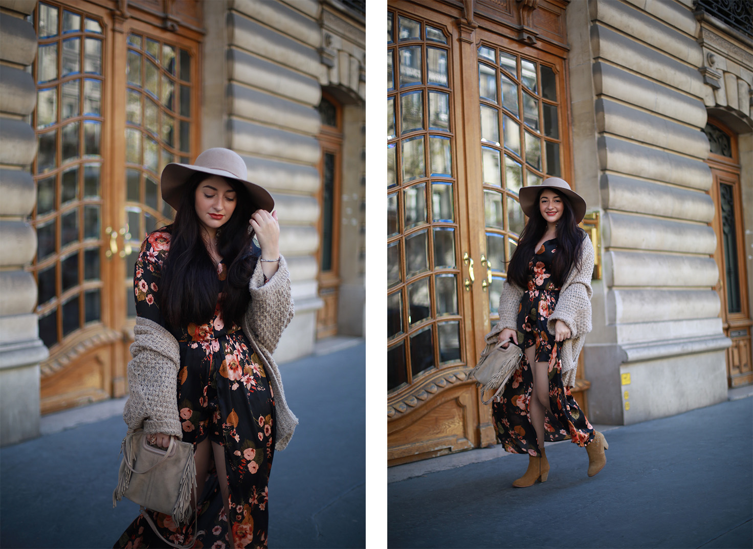 maxi dress blog mode