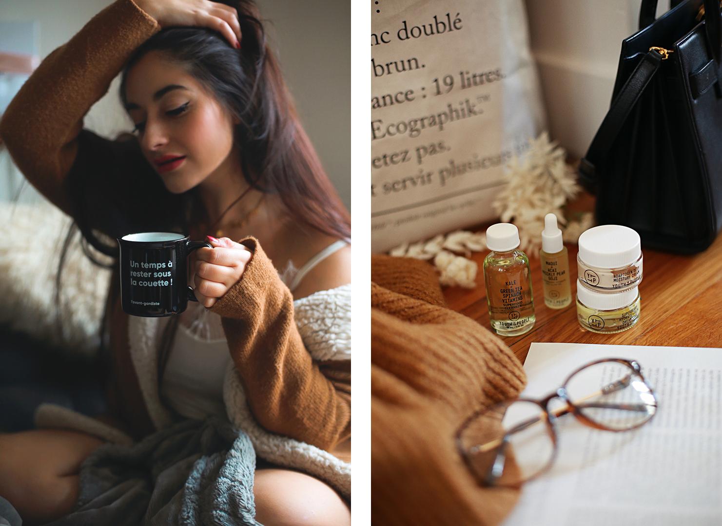 10 choses qui me font aimer l'automne - Venus is naive blog lifestyle