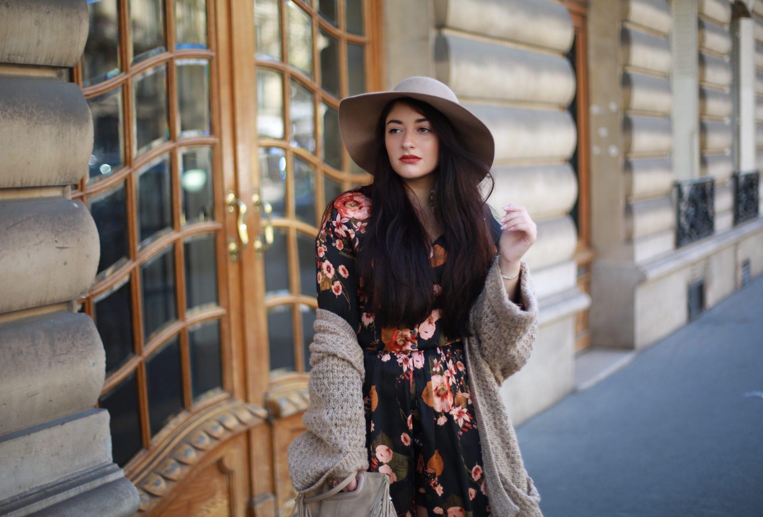 robe bohème blog paris