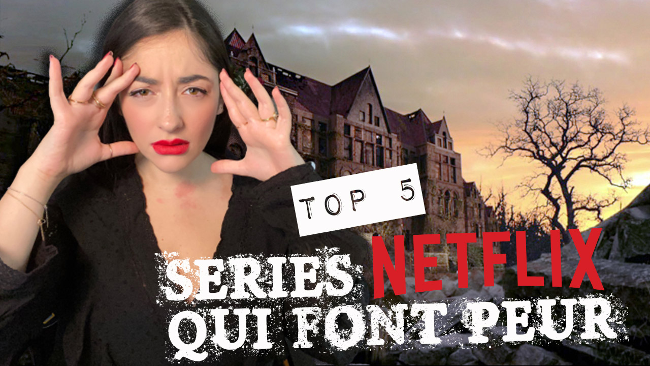 Séries Netflix favorites spécial Halloween - Venus is naive blog lifestyle