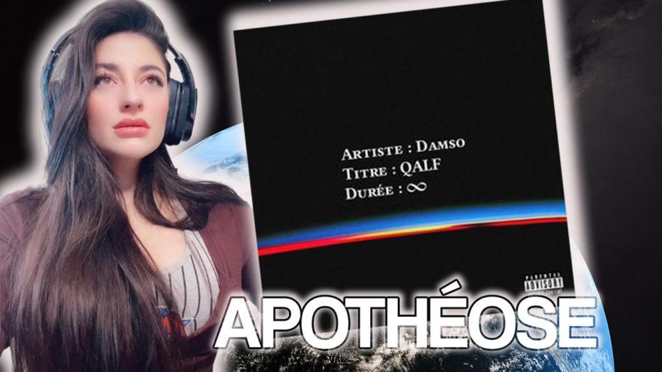 Damso QALF Infinity : première écoute
